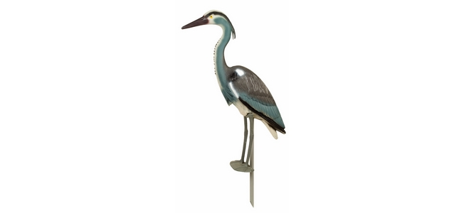 Heron Bird Scarer - Garden Pond Bird Repeller