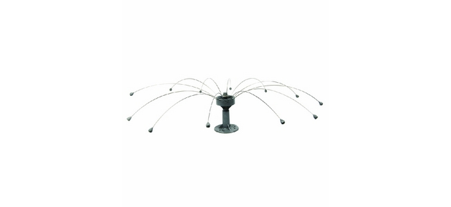 Daddy Long Legs Bird Scarer Spider - 2.5m diameter
