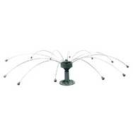 Daddy Long Legs Bird Scarer 'Spider' - 2.5m diameter