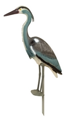 Fake Heron Bird Scarer - Garden Pond Bird Repeller